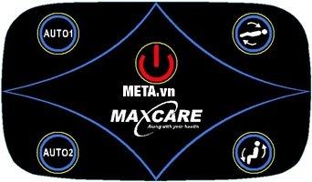 Bảng điều khiển ghế massage tính tiền tự động Maxcare Max 655