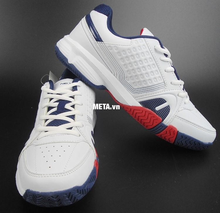 Giầy tennis nam Nexgen NX-4411 màu trắng đỏ