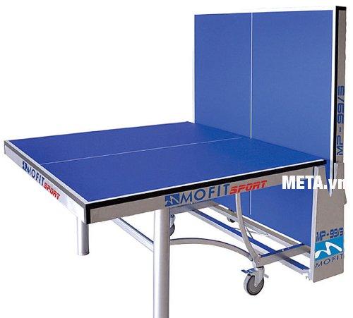 Bàn bóng bàn cao cấp Mofit MP-99/3 được thiết kế chắc chắn với độ bền cao