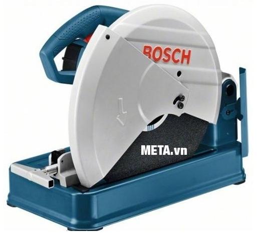 Máy cắt sắt Bosch GCO 200 thiết kế chống rung lắc mạnh khi hoạt động.