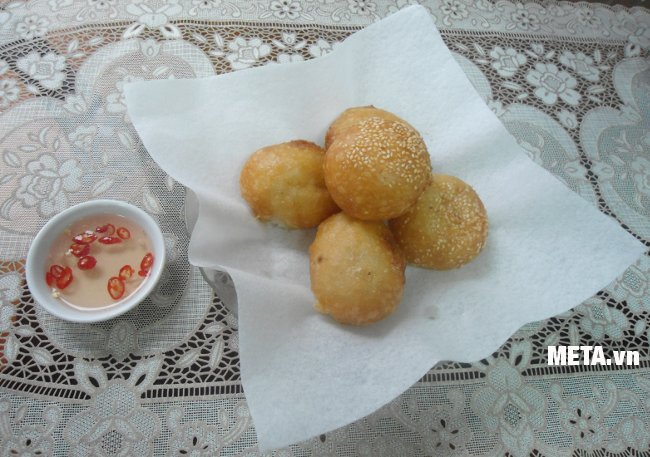 Bộ 5 túi giấy thấm dầu thực phẩm Kokusai được sử dụng rộng rãi và thường xuyên trong việc nấu ăn