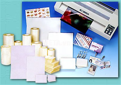 Hình ảnh giấy ép nhựa DSB khổ A4 (định lượng 80 micron)