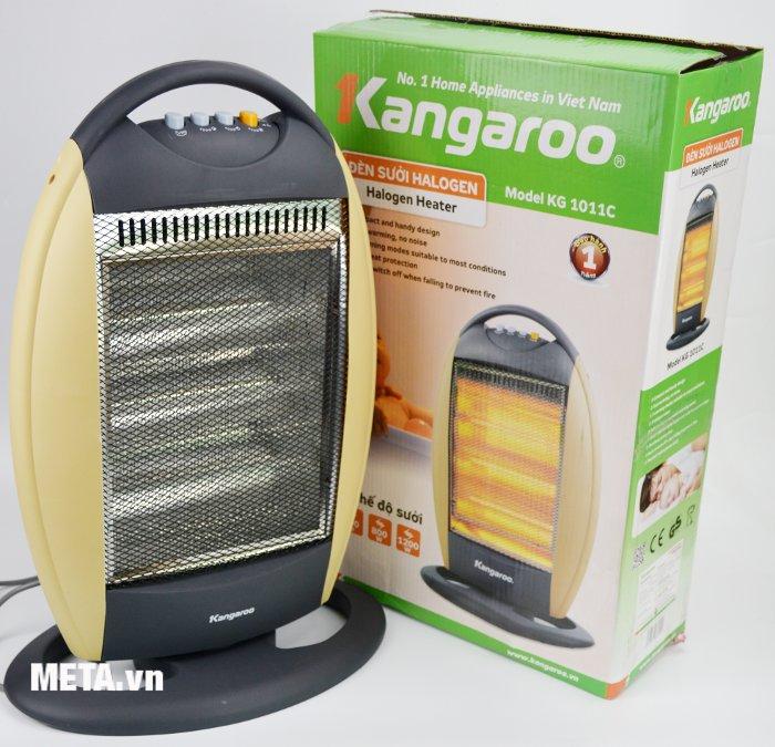 Hộp đựng đèn sưởi Halogen Kangaroo KG1011C