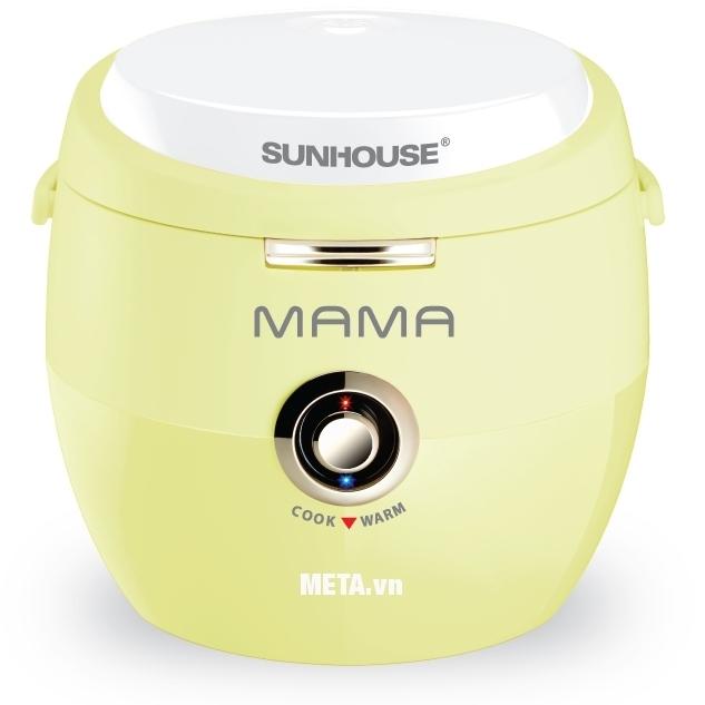 Hình ảnh nồi cơm điện Sunhouse Mama SHD8661