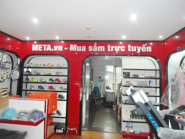 META có địa chỉ trưng bày và bán hàng tại Hà Nội và Hồ Chí Miinh