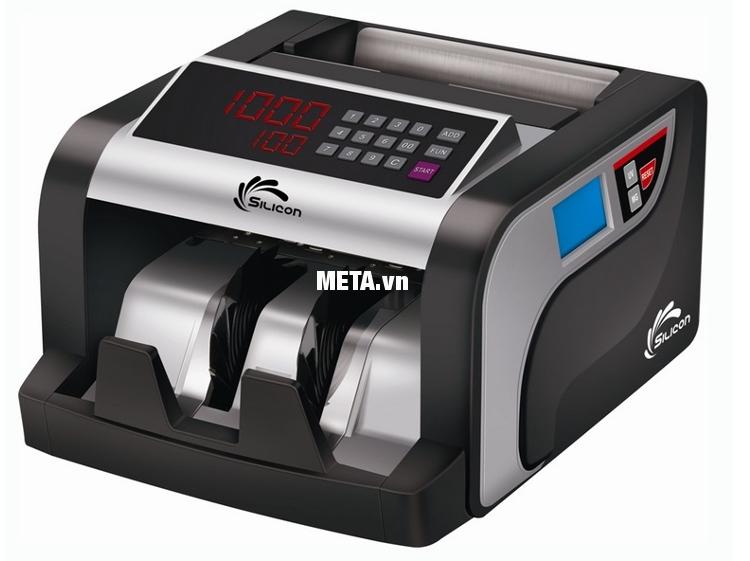 Máy đếm tiền Silicon MC-3600 được sử dụng nhiều cho doanh nghiệp, cá nhân, cửa hàng.