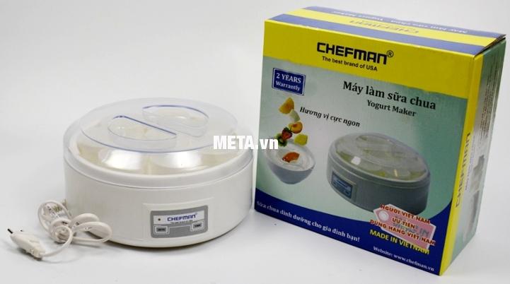 Công suất máy làm sữa chua Chefman CM-301