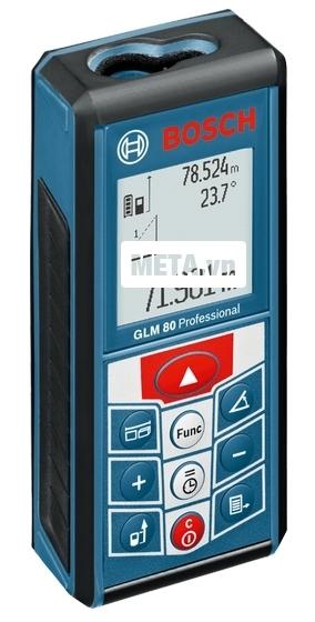 Máy đo khoảng cách laser Bosch GLM 80