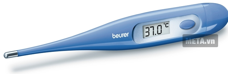 Nhiệt kế điện tử đầu cứng Beurer FT09 được thiết kế nhỏ gọn.