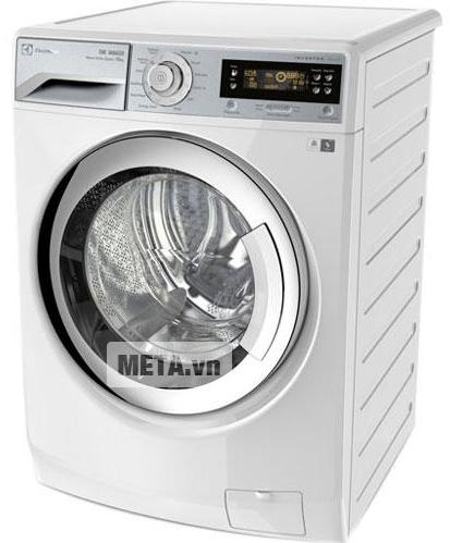 Máy giặt cửa trước 10 kg Electrolux EWF12022 sử dụng công nghệ Inverter tiên tiến giúp máy hoạt động hiệu quả hơn