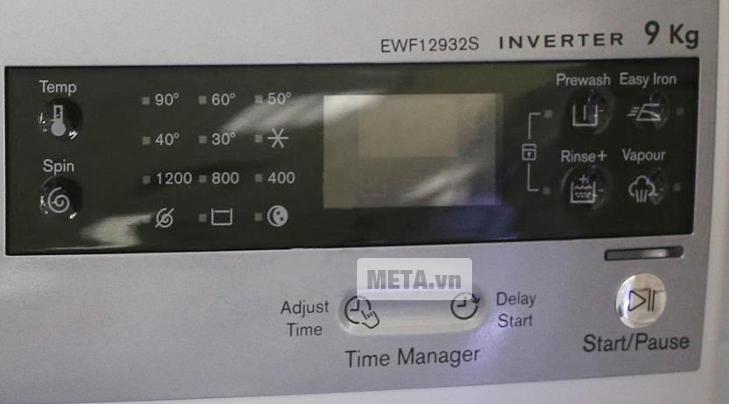 Máy giặt cửa trước 9 kg Electrolux EWF12932S
