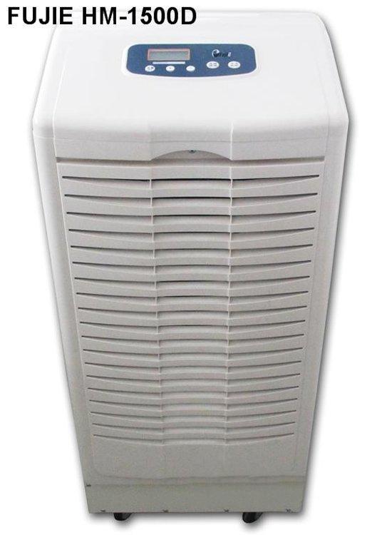 Hình ảnh của máy hút ẩm công nghiệp FujiE HM-1500D