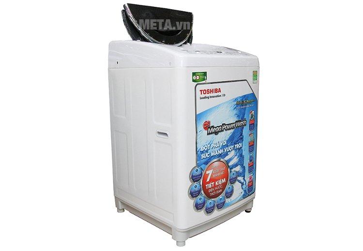 Máy giặt hoạt động nhẹ nhàng, cực kỳ êm ái và tiết kiệm điện năng tối đa.