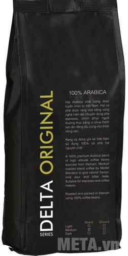 Hình ảnh của cà phê hạt Delta Original