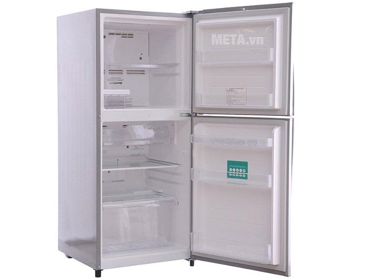Tủ lạnh 171 lít Toshiba S19VPP(S) sử dụng công nghệ Hybrid Bio.
