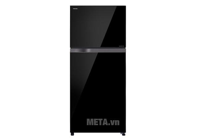 Tủ lạnh 359 lít Toshiba TG41VPDZ(XK) được thiết kế sang trọng, lịch sự.