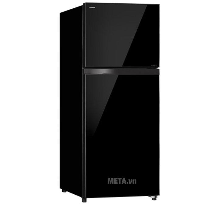 Tủ lạnh 359 lít Toshiba TG41VPDZ(XK) sử dụng công nghệ Inverter tiết kiệm điện.