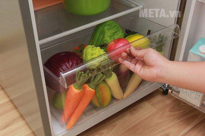 Tủ lạnh 171 lít Toshiba S19VUP(TS) với ngăn rau củ,