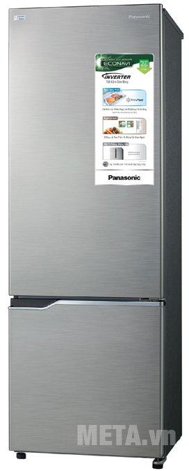 Hình ảnh của tủ lạnh Panasonic NR-BV368QSVN 322 lít