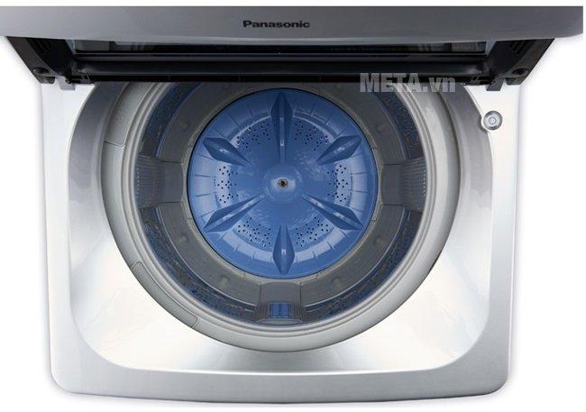 Máy giặt cửa trên 14 kg Panasonic NA-FS14G3ARV thiết kế lồng giặt thông minh