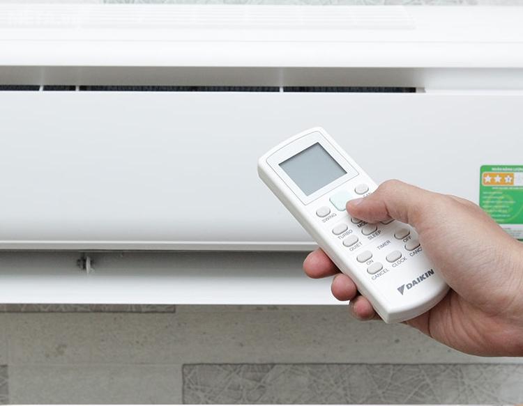 Không nên tăng giảm nhiệt độ máy lạnh đột ngột
