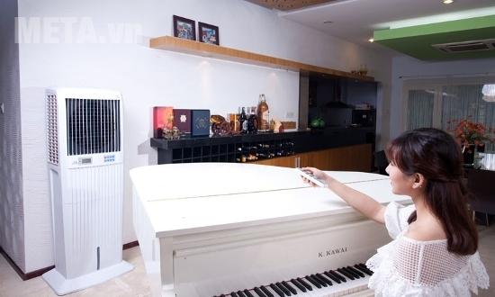 Máy làm mát phòng khách storm 100 i chính hãng symphony Ấn Độ