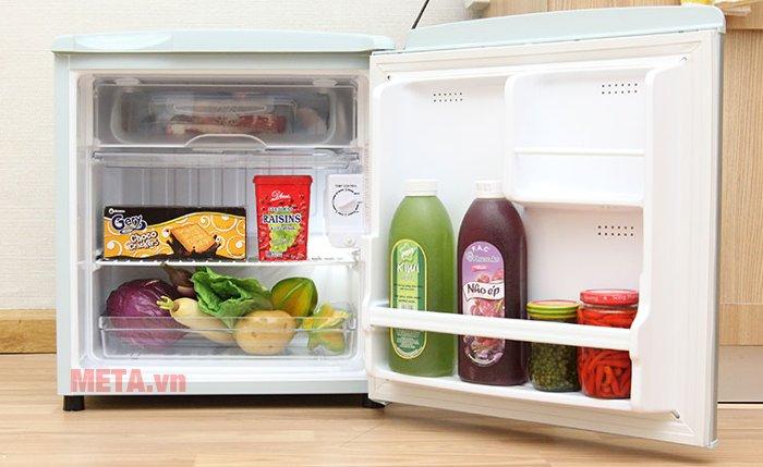 Tủ lạnh 50 lít AQUA AQR-55AR