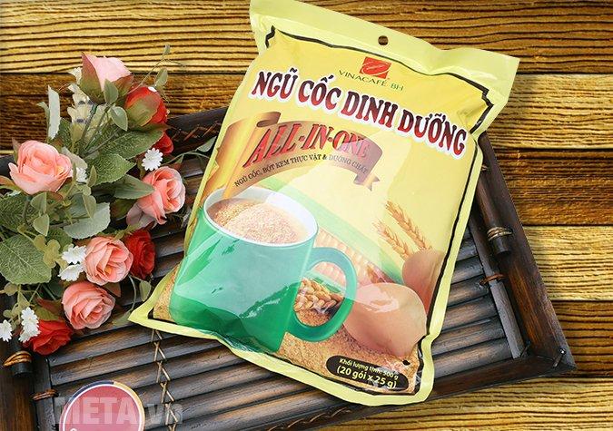 Ngũ cốc dinh dưỡng Vinacafé gói 500g
