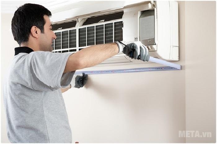 Vệ sinh máy lạnh điều hòa định kỳ giúp tiết kiệm điện và tăng độ bền cho máy