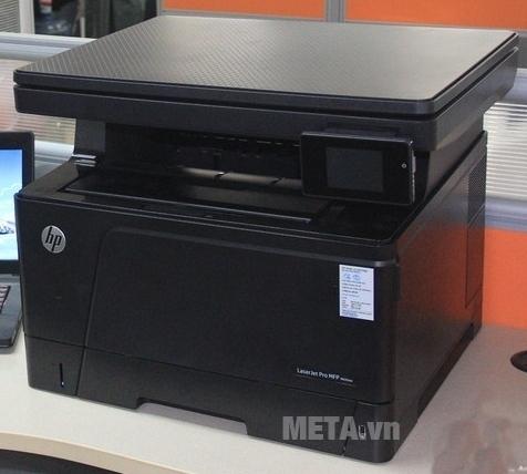 Máy in đa năng khổ A3 HP LaserJet Pro M435NW với tốc độ in nhanh.