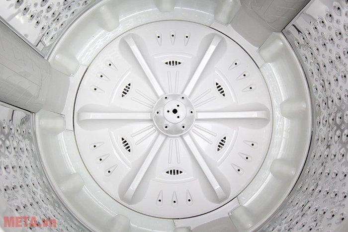 Máy giặt cửa trên 10kg Sharp ES-S1000EV-W có tốc độ quay vắt lớn