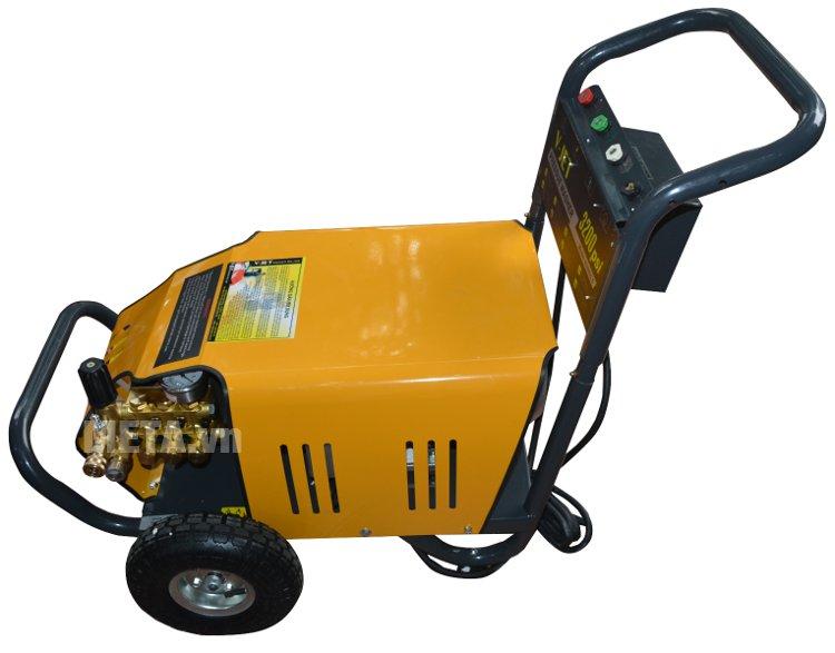 Máy rửa xe V-JET VJ 200/5.5 đánh bật mọi vết bẩn