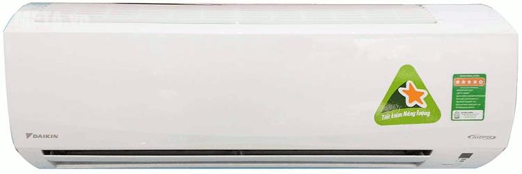Điều hòa Daikin 2 chiều Inverter 9000BTU FTXM25HVMV/RXM25HVMV tiết kiệm điện và có chức năng kháng khuẩn, khử mùi bằng Apatit Titan.