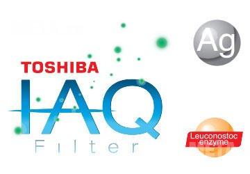 Công nghệ IAQ giúp kháng khuẩn