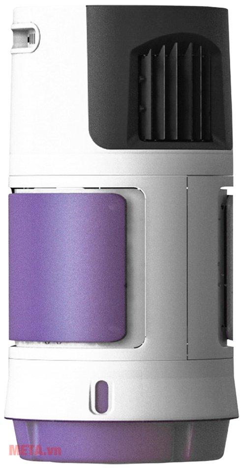 Quạt điều hòa Sunhouse SHD7707 màu tím.
