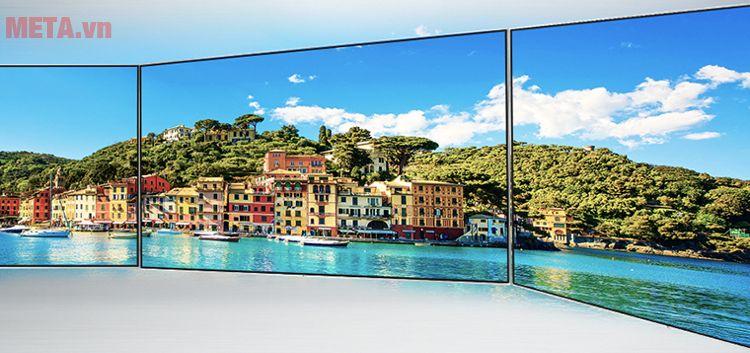 Tivi LED 32 inch VTB LV3272 có góc nhìn rộng lên đến 178 độ.