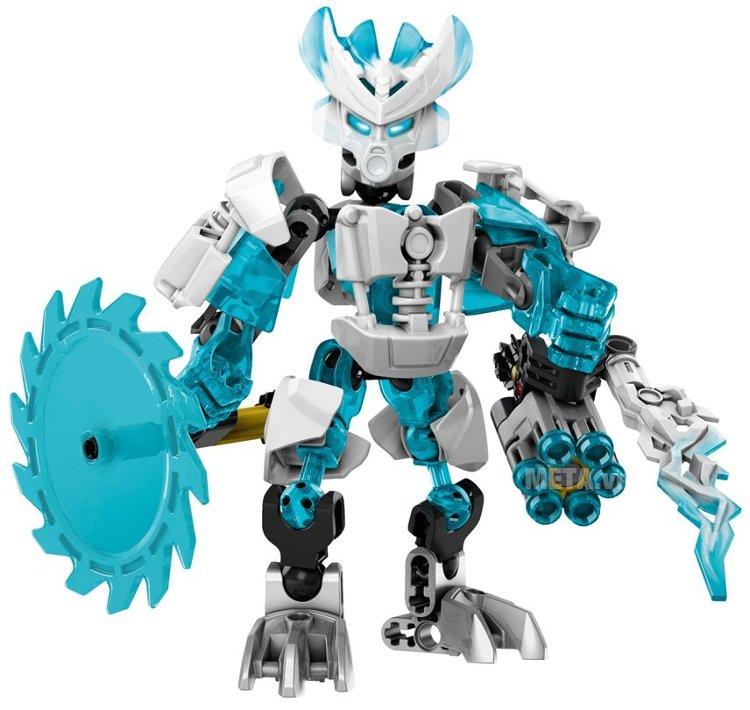 Đồ chơi mô hình Lego Bionicle - Hộ vệ băng 70782 làm từ chất liệu an toàn