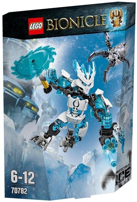 Đồ chơi mô hình Lego Bionicle - Hộ vệ băng 70782