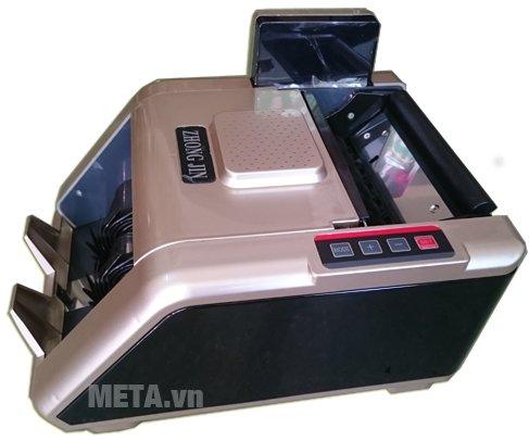 Hình ảnh máy đếm và soi tiền ZJ-A11