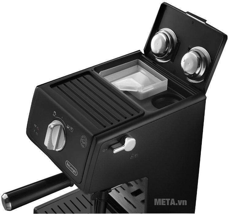 Máy pha cà phê Delonghi ECP31.21 dễ dàng sử dụng