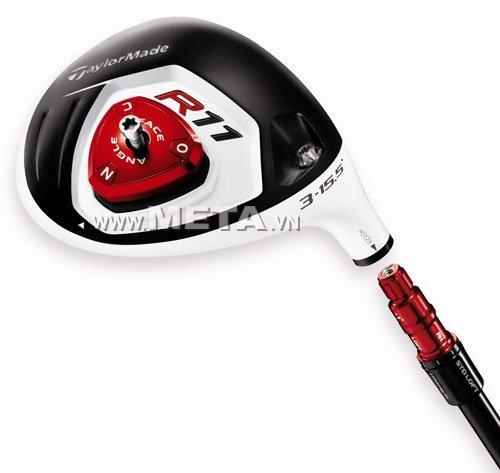 Bạn nên chú ý đầu, thân và cán gậy chơi golf khi mua gậy golf