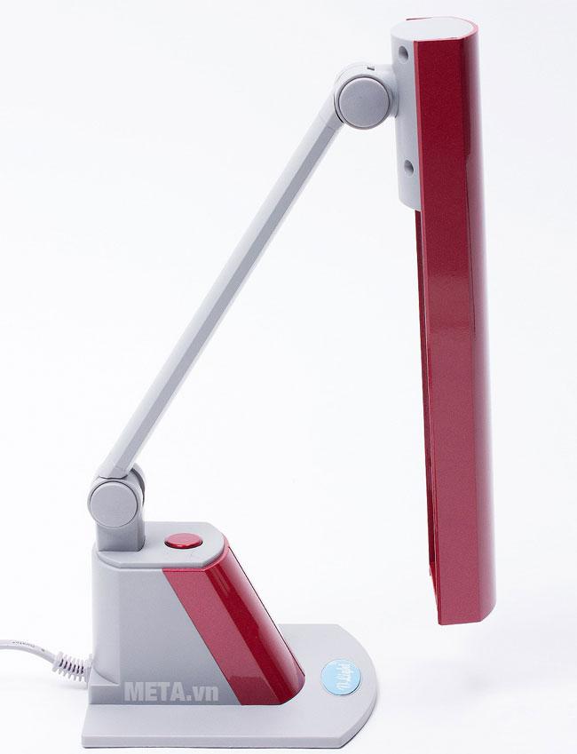 Đèn bàn cao cấp V-light SFL 15w có thể xoay được ở nhiều góc độ khác nhau.