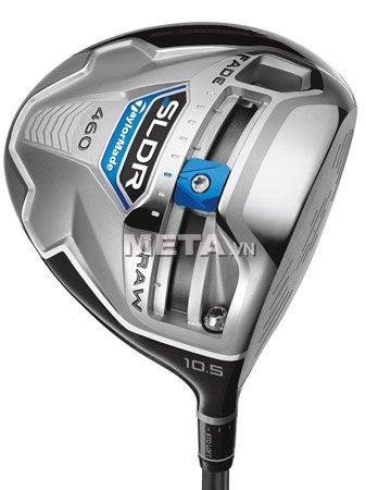 Gậy golf Driver TaylorMade SLDR có trọng tâm thấp, giúp phát bóng cao hơn