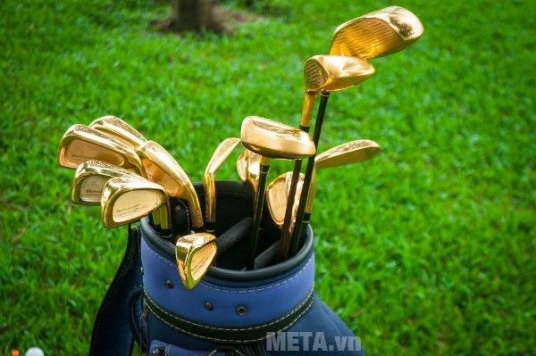 Lựa chọn gậy golf phù hợp sẽ góp phần mang lại kỹ thuật chơi golf chuẩn xác
