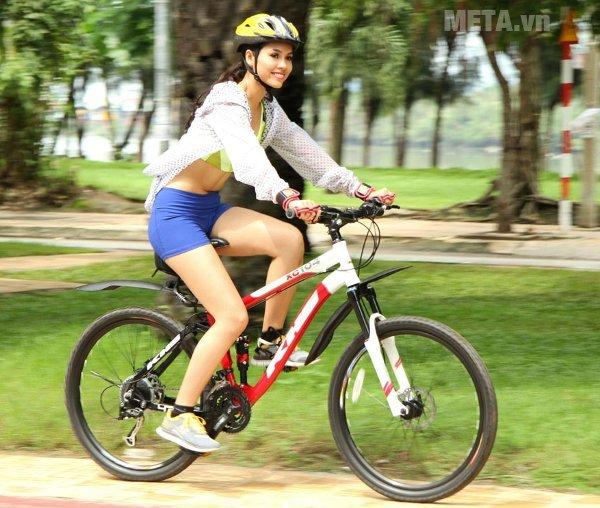 Đạp xe giúp giảm cân hiệu quả