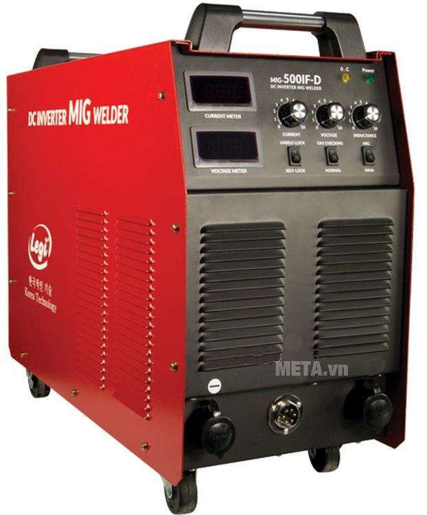 Máy hàn điện tử công nghiệp Legi MIG-500IF-D