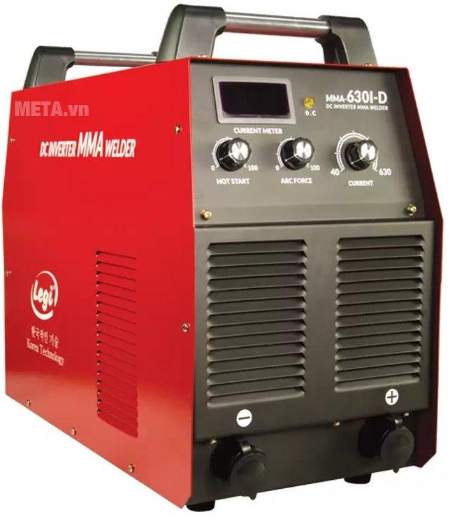 Hình ảnh của máy hàn điện tử công nghiệp Legi MMA-630I-D