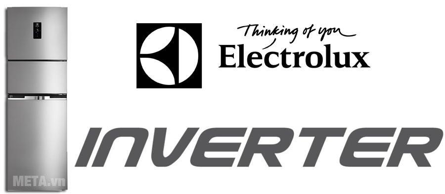 Tủ lạnh Inverter 260 lít Electrolux EME2600MG có công nghệ Inverter tiết kiệm điện năng