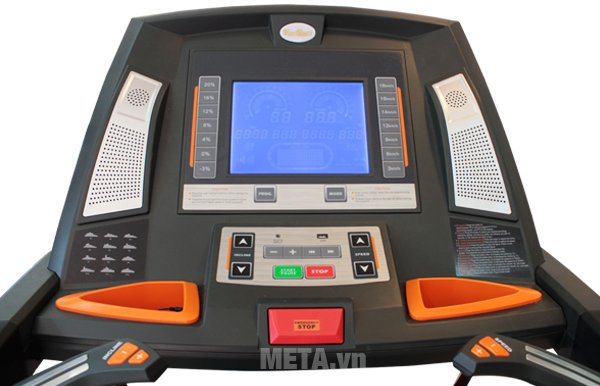 Máy chạy bộ Tiger Sport TGP-2000  có màn hình Led