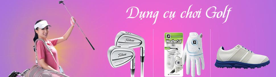Dung cu choi golf GIA TOT NHAT